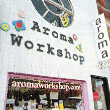 Aroma Workshop on Halsted in Chicago